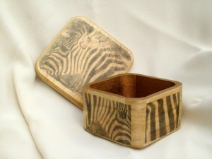 Zebra box - Heat transfer
