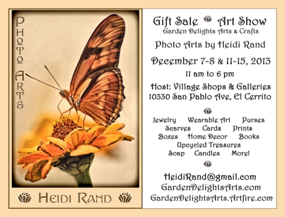 2013 Art Show and Gift Sale