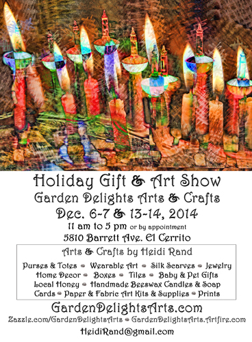 Garden Delights Arts Holiday Show